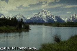 Oxbow Bend, Grand Teton